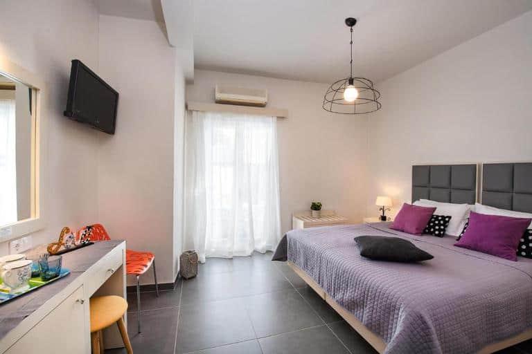 Dónde alojarse en Santorini 17