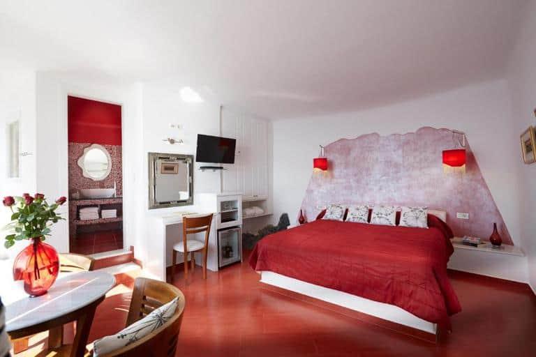 Dónde alojarse en Santorini 16