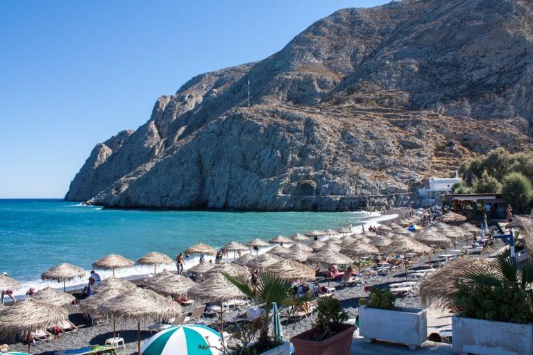 Dónde alojarse en Santorini 18