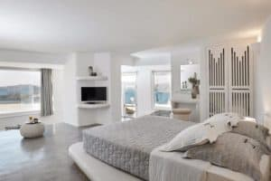 Dónde alojarse en Santorini 35