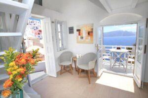Dónde alojarse en Santorini 4