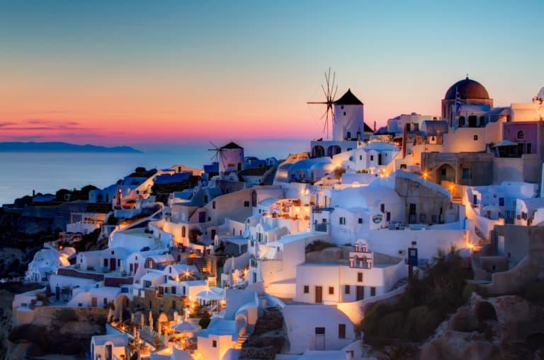 Dónde alojarse en Santorini 2