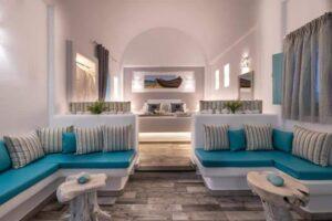 Dónde alojarse en Santorini 23