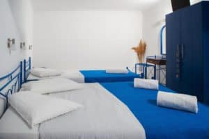 Dónde alojarse en Santorini 25