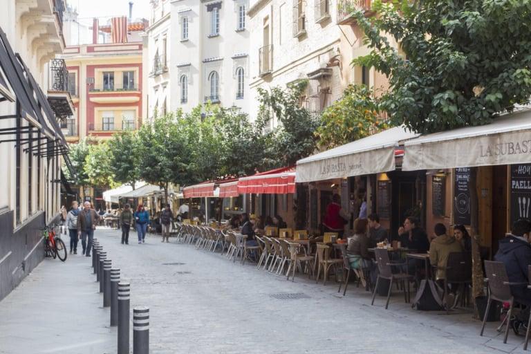 Dónde alojarse en Sevilla 23