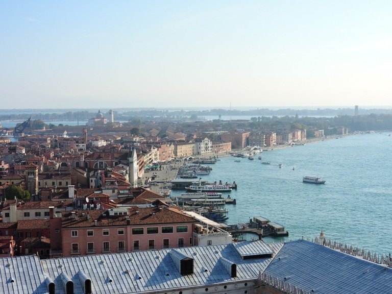 Dónde alojarse en Venecia 36