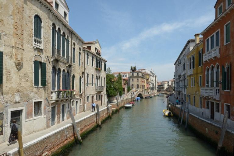 Dónde alojarse en Venecia 15