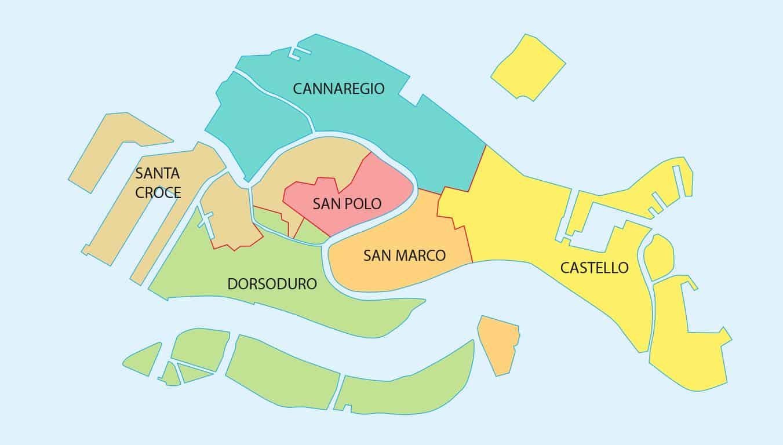 Dónde alojarse en Venecia 1