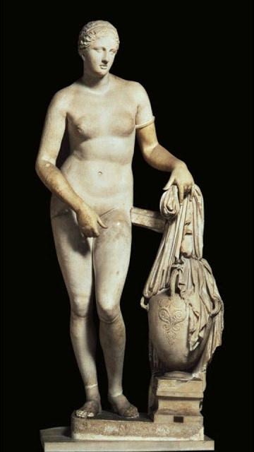 25 esculturas griegas más famosas 19