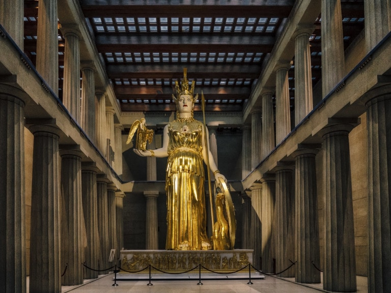 25 esculturas griegas más famosas 15