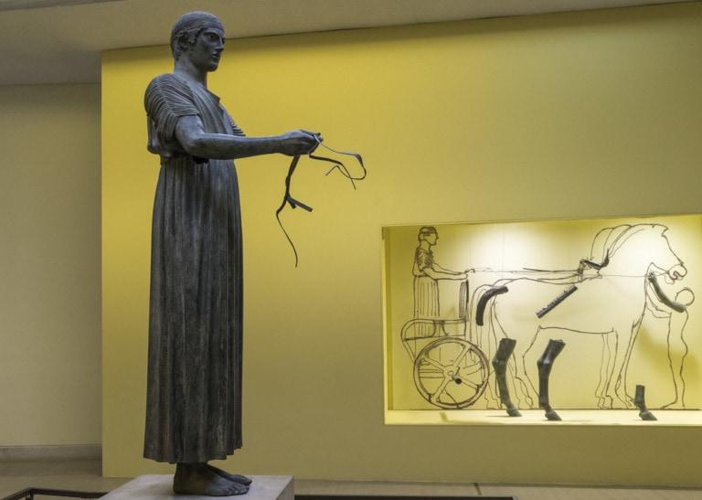 25 esculturas griegas más famosas 8