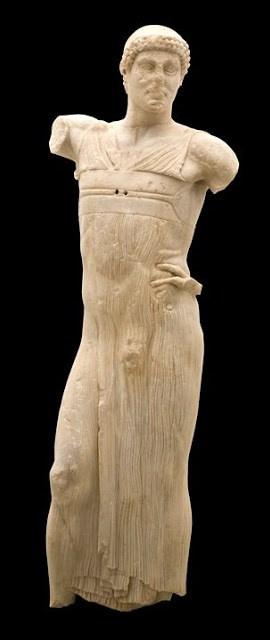 25 esculturas griegas más famosas 20