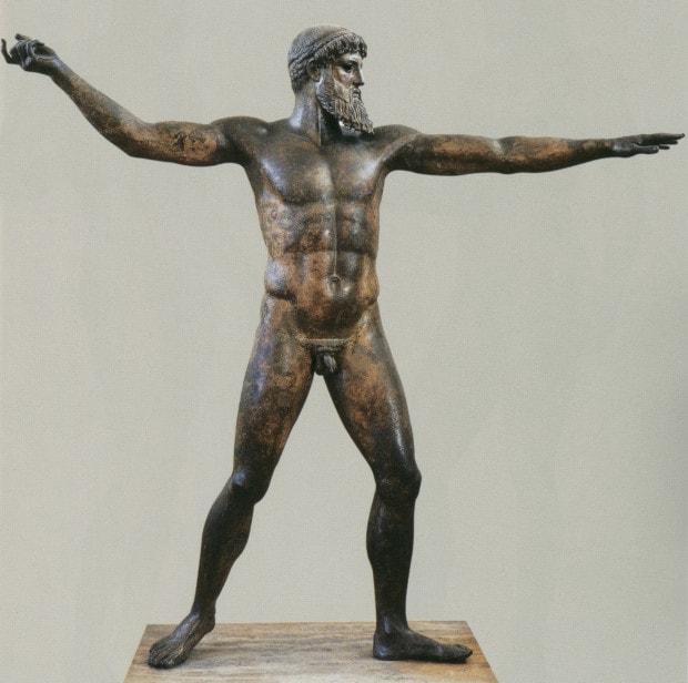 25 esculturas griegas más famosas 11