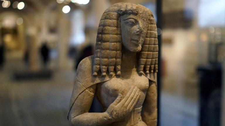 25 esculturas griegas más famosas 1