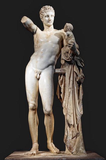 25 esculturas griegas más famosas 18