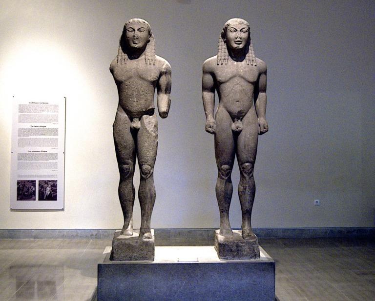 25 esculturas griegas más famosas 3
