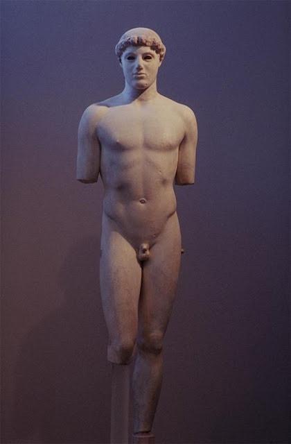 25 esculturas griegas más famosas 6