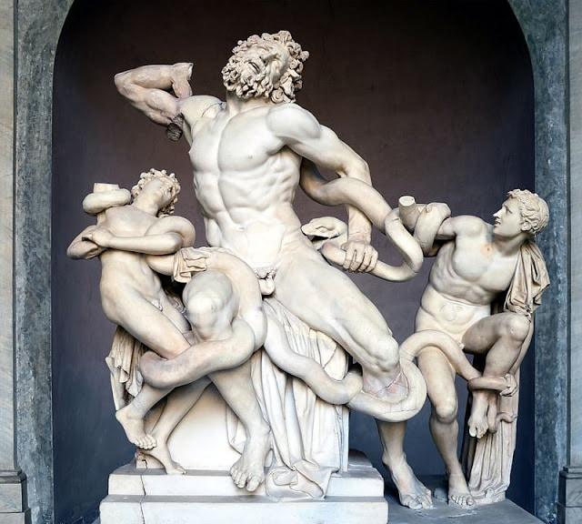 25 esculturas griegas más famosas 23