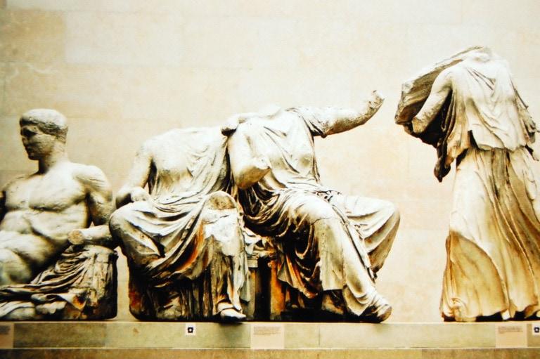 25 esculturas griegas más famosas 14