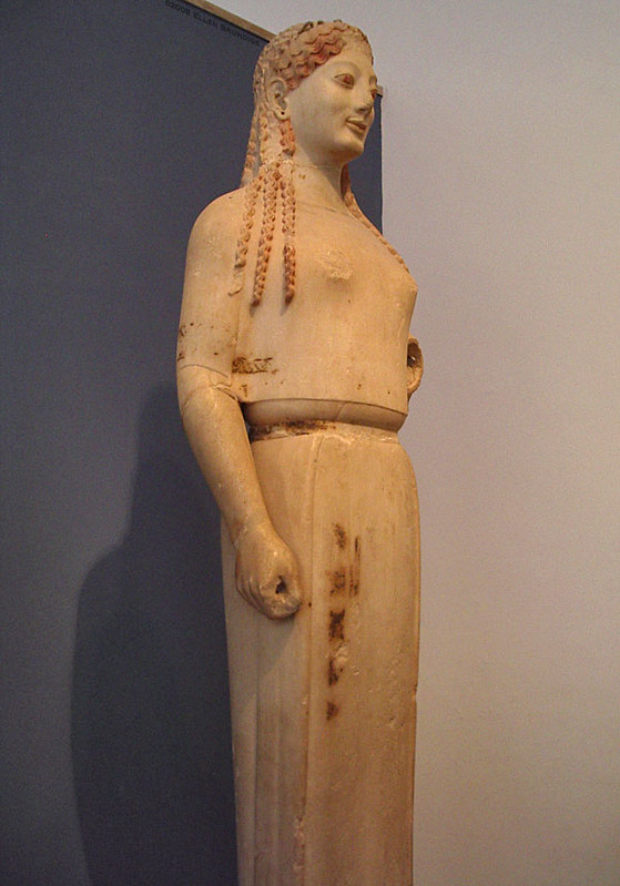 25 esculturas griegas más famosas 5