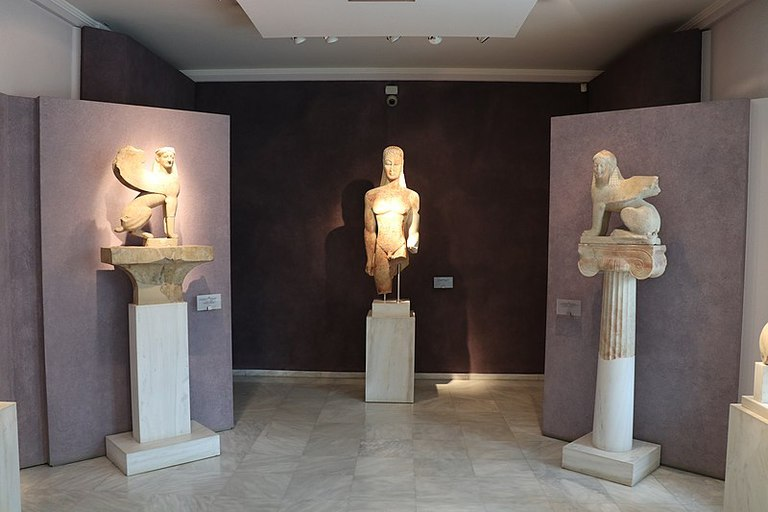 25 esculturas griegas más famosas 2