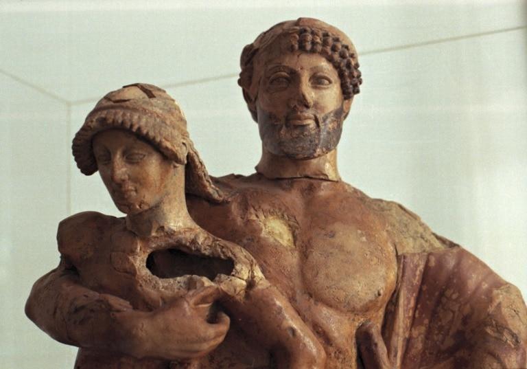 25 esculturas griegas más famosas 9