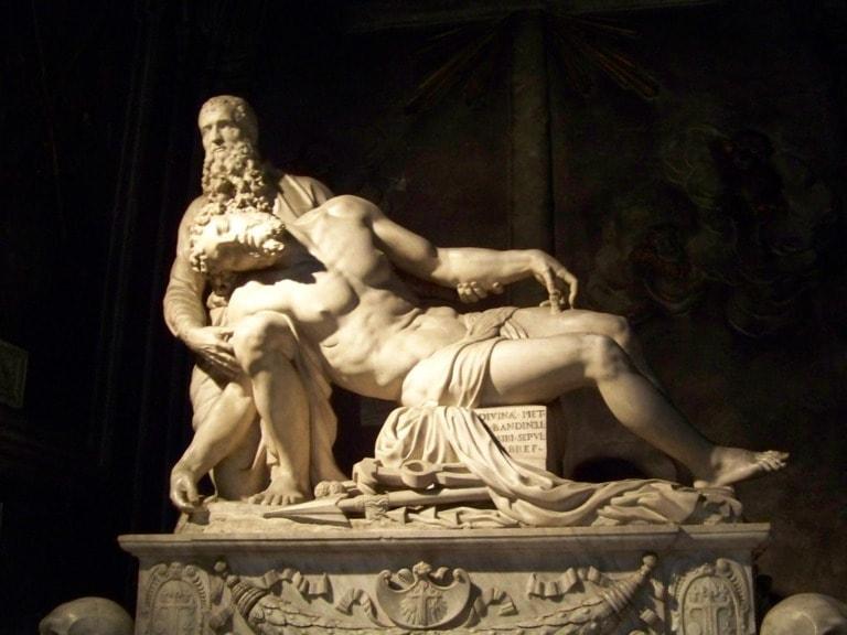 25 esculturas más famosas del mundo 9