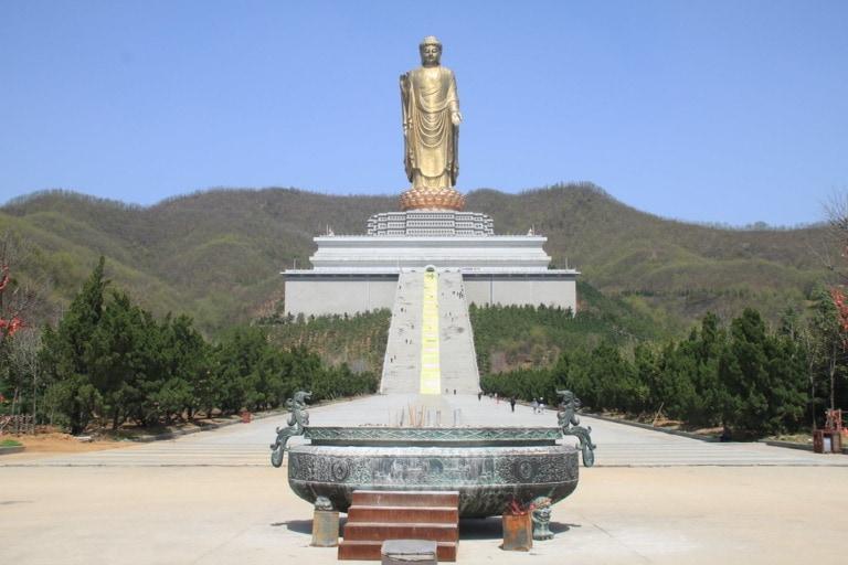 10 estatuas más grandes del mundo 2
