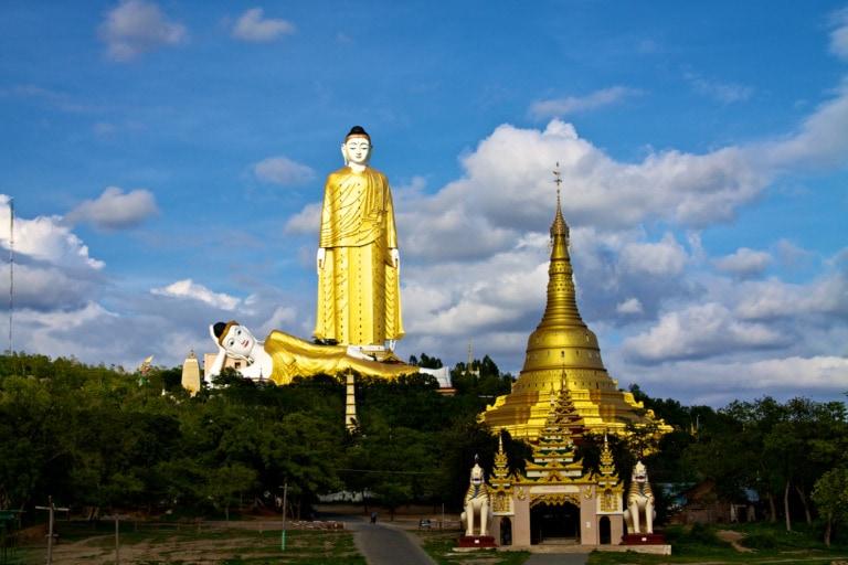10 estatuas más grandes del mundo 3