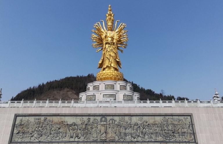 10 estatuas más grandes del mundo 6