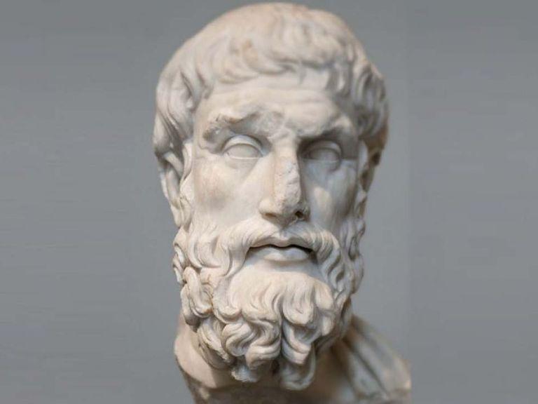 12 filósofos griegos más importantes 10