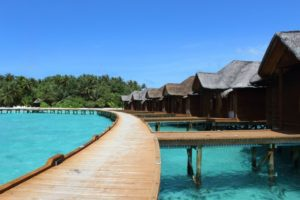 10 mejores hoteles sobre agua de Maldivas 1