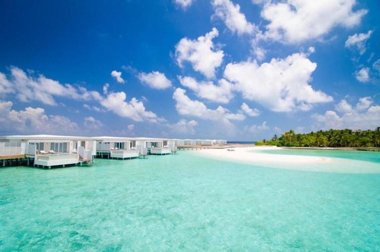 10 mejores hoteles sobre agua de Maldivas 6