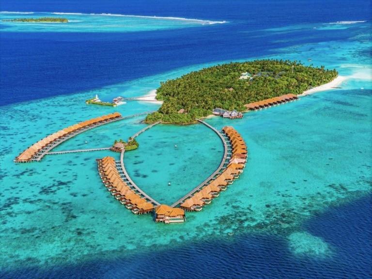 10 mejores hoteles sobre agua de Maldivas 3