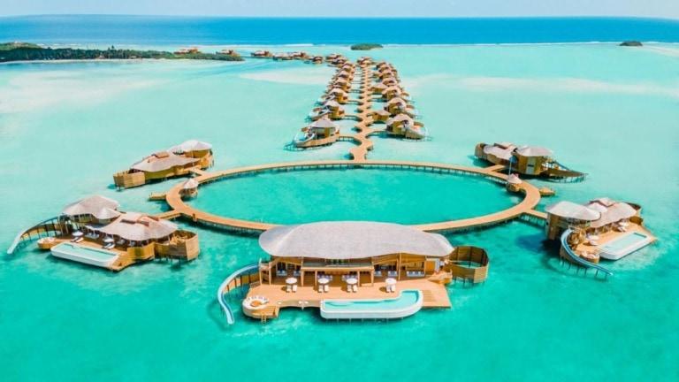 10 mejores hoteles sobre agua de Maldivas 5