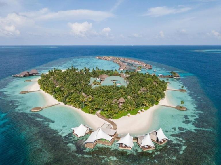 10 mejores hoteles sobre agua de Maldivas 10