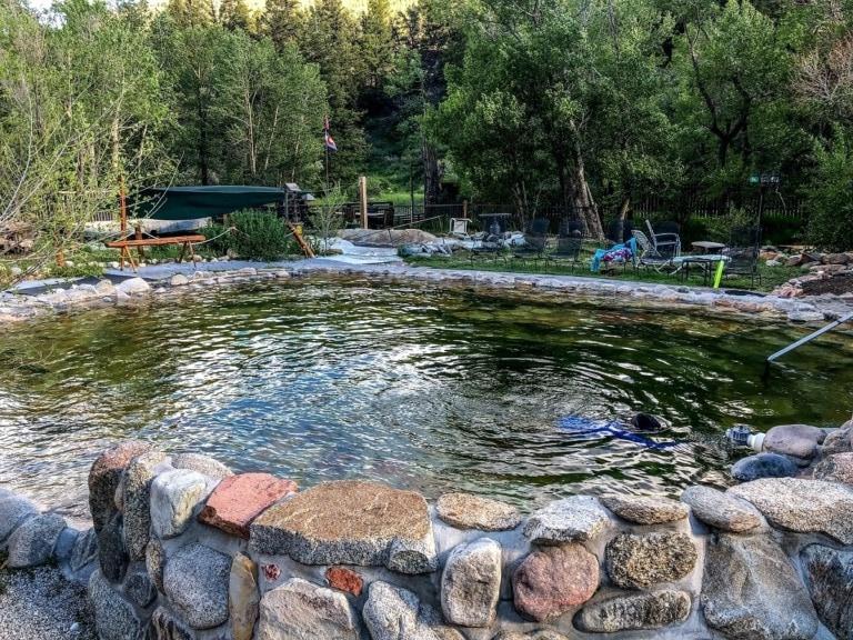 12 mejores aguas termales en Colorado 9