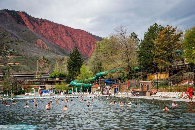 12 mejores aguas termales en Colorado 8