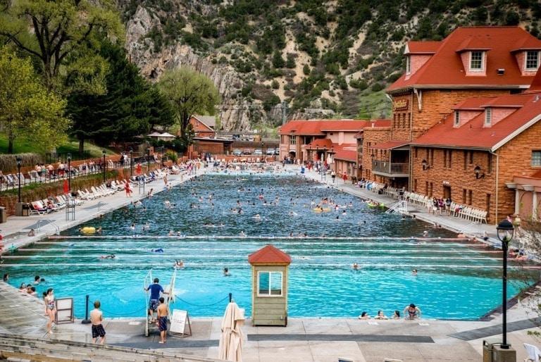 12 mejores aguas termales en Colorado 7