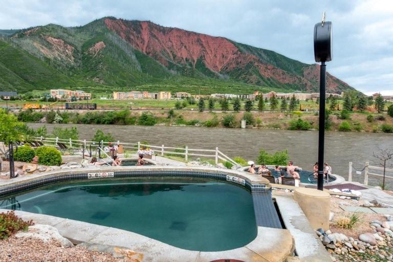 12 mejores aguas termales en Colorado 6