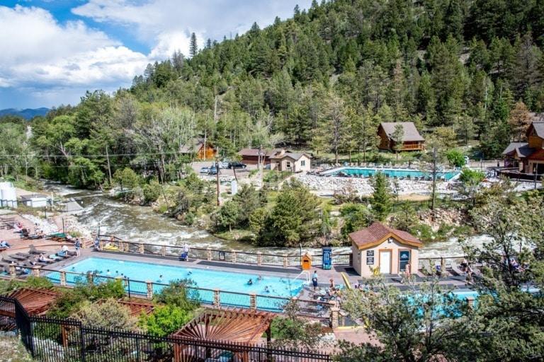 12 mejores aguas termales en Colorado 10
