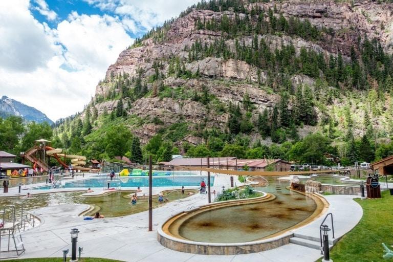 12 mejores aguas termales en Colorado 12