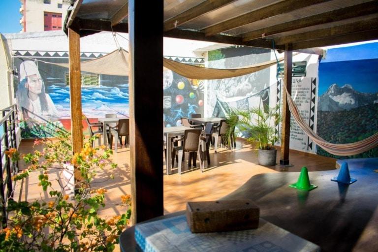 10 mejores hostales en Santa Marta 1