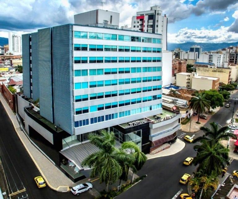 10 mejores hoteles en Bucaramanga 1