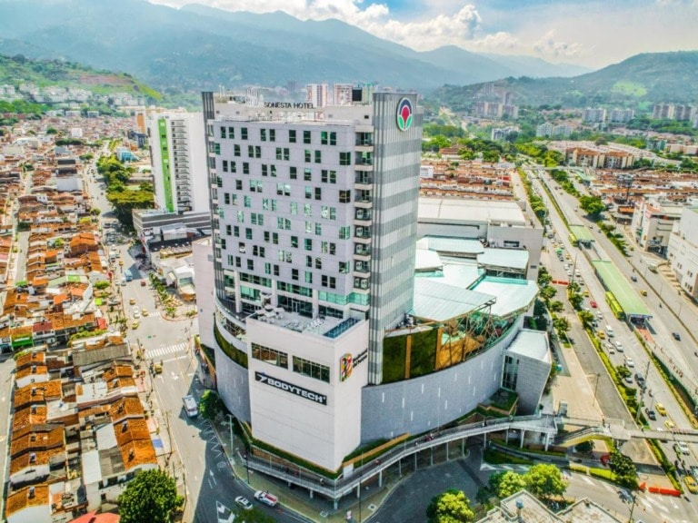 10 mejores hoteles en Bucaramanga 9