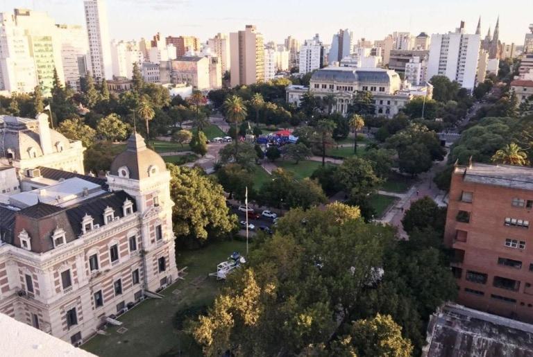 10 mejores hoteles en La Plata 1