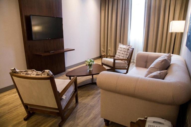 10 mejores hoteles en La Plata 9