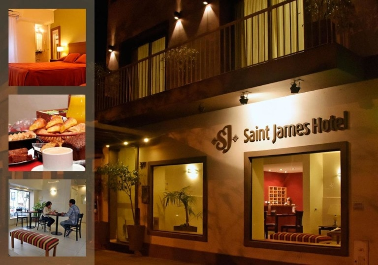 10 mejores hoteles en La Plata 19