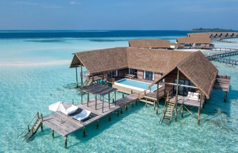 15 mejores hoteles en Maldivas todo incluido 10