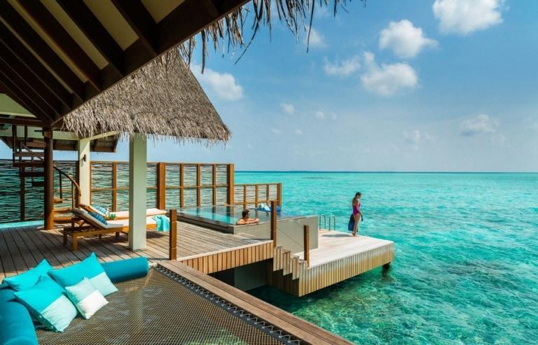 15 mejores hoteles en Maldivas todo incluido 11